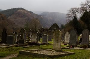 Cemetery, Glendalough