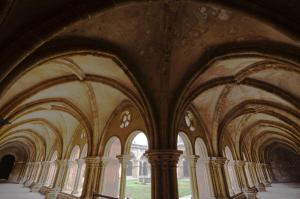 Cloister, Old Cathedral, Coimbra