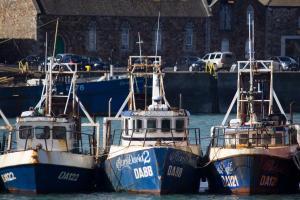 Fishimg Harbour, Howth, County Dublin