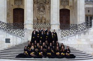 Graduates, Univerity of Coimbra
