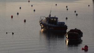 Howth Harbour, County Dublin