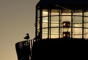 Lighthouse, Howth Pier, County Dublin