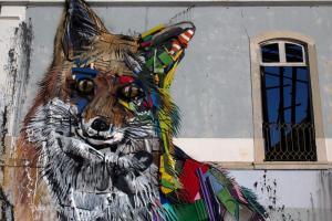 Mural, Lisbon
