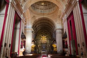 New Cathedral, Coimbra