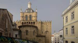Old Cathedral, Coimbra