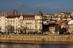 Old and new Coimbra