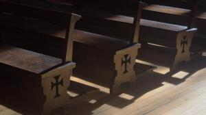 Pews, New Cathedral, Coimbra