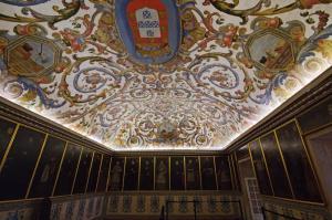 Private Examination Room, University of Coimbra