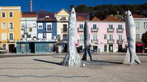 Sardines, Setubal