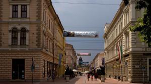 Széchenyi Square, Szeged