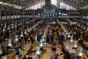 TimeOut Market, Lisbon