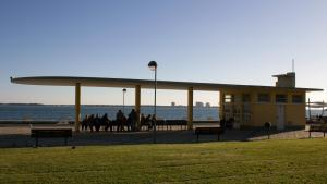 Waterfront, Sado Estuary, Setubal